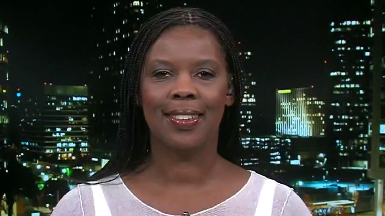 Star Parker on anti-Trump group call for nationwide protests