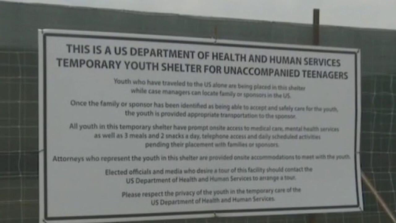 Migrant detention center for teens reopens in Texas