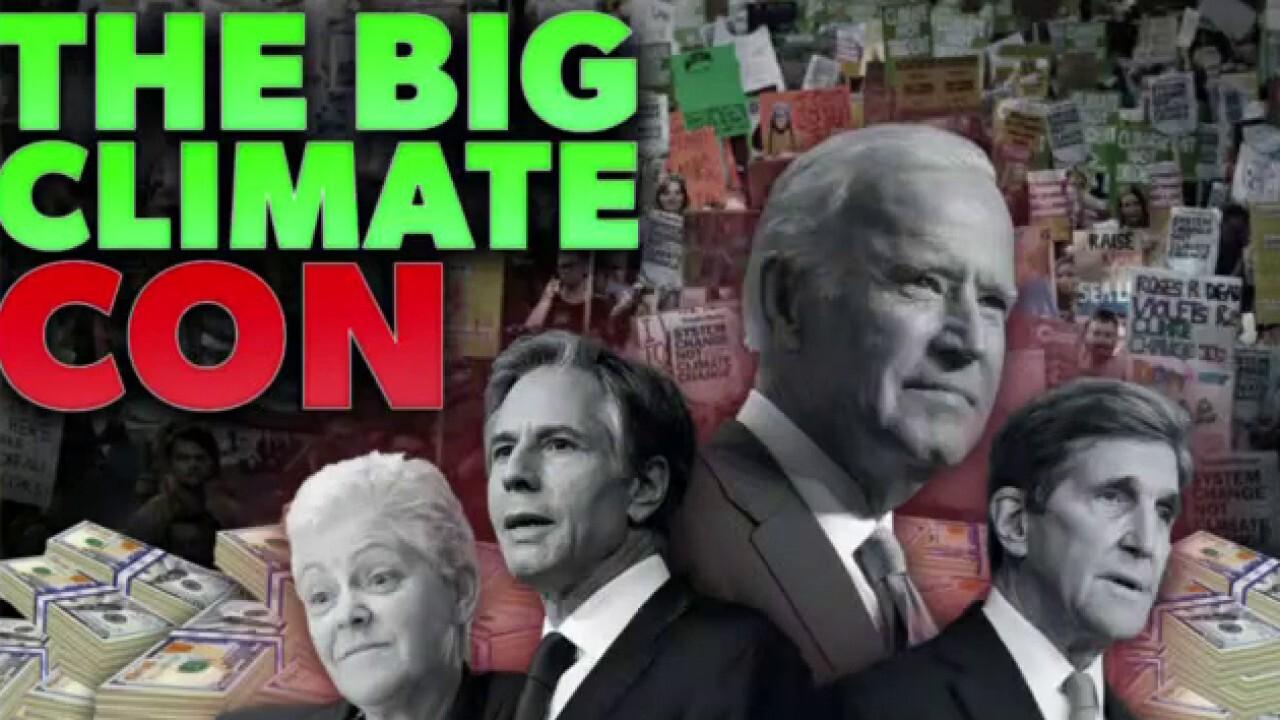 Biden, Democrats push false promise of green jobs at climate summit