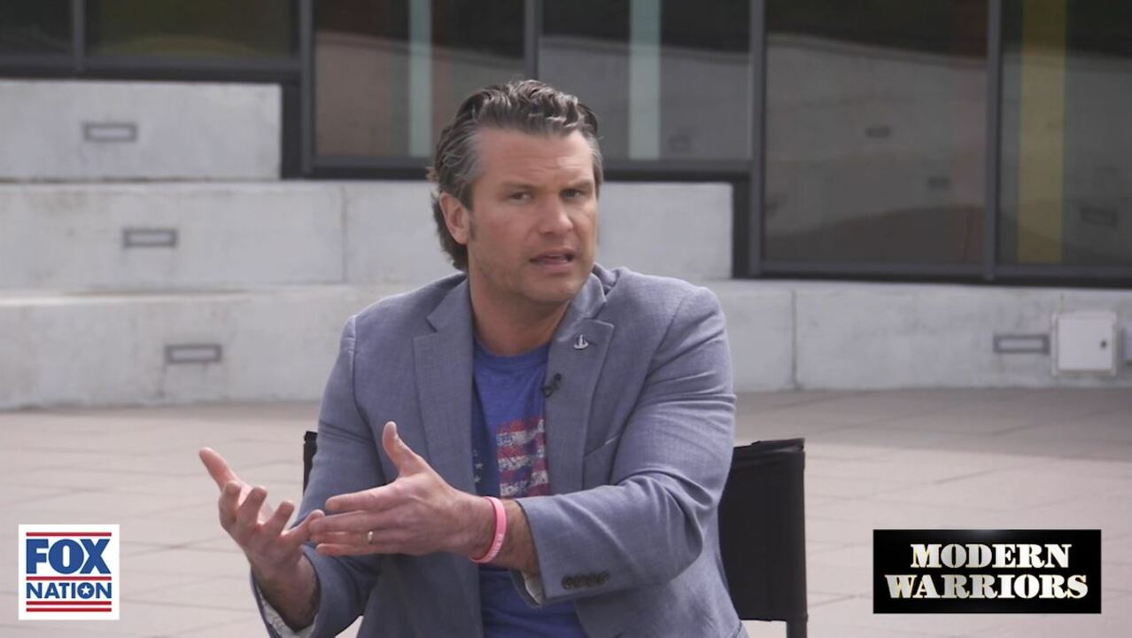 Pete Hegseth questions if new 'woke' Pentagon shift is 'intentional'