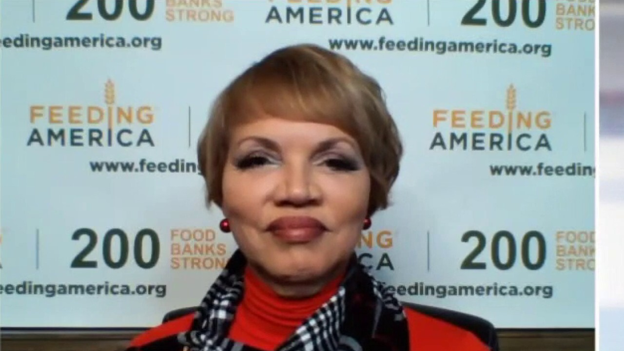 'Feeding America' CEO discusses fight against hunger across the country