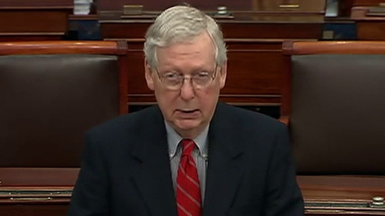 Senate debates trillion-dollar coronavirus stimulus bill