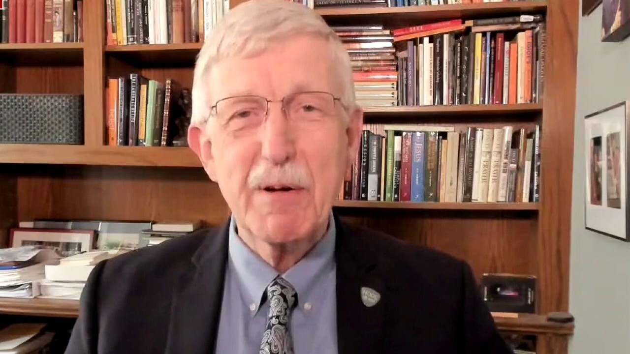Dr. Francis Collins on wearing masks outdoors, vaccination distribution