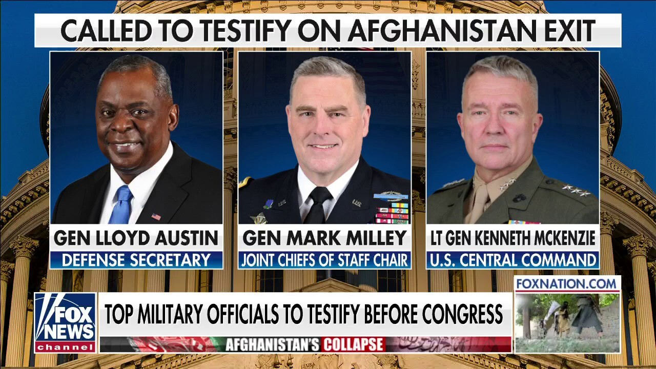 Gen. Keane: Military brass must answer key questions about Afghanistan exit