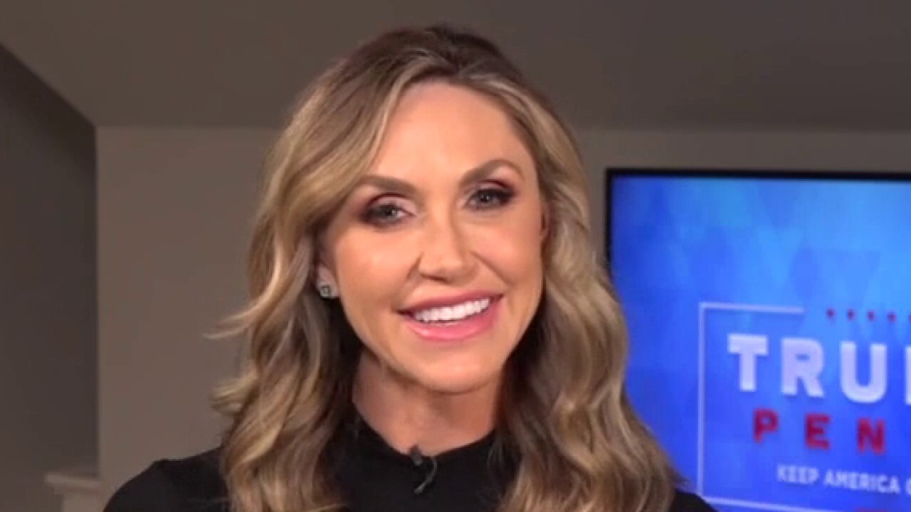 Lara Trump: 'Donald Trump isn't going anywhere'