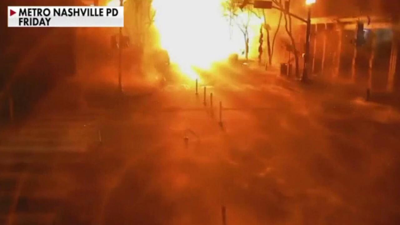 Nashville business owner: Bombing 'left a massive amount of damage'