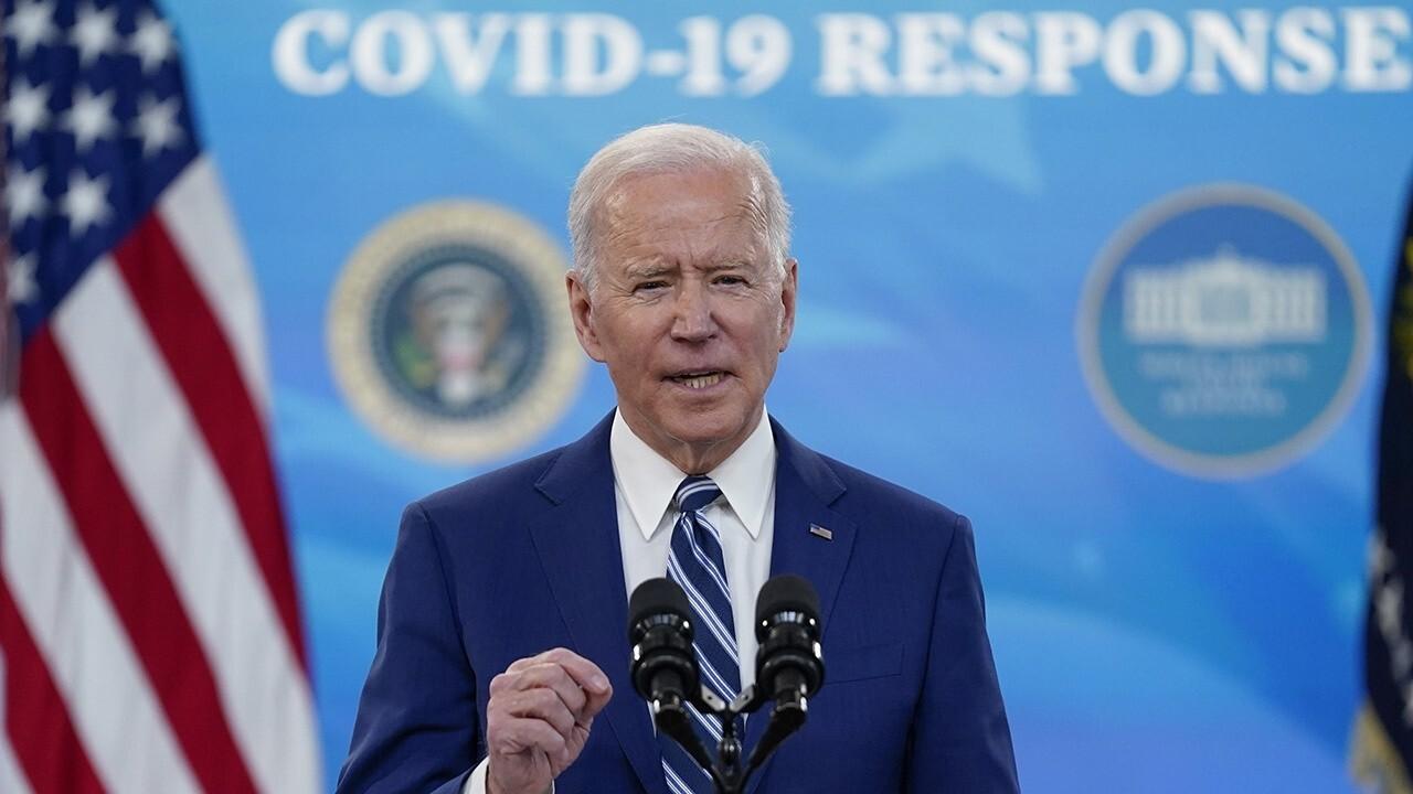 President Biden faces pushback from GOP against vaccine mandates