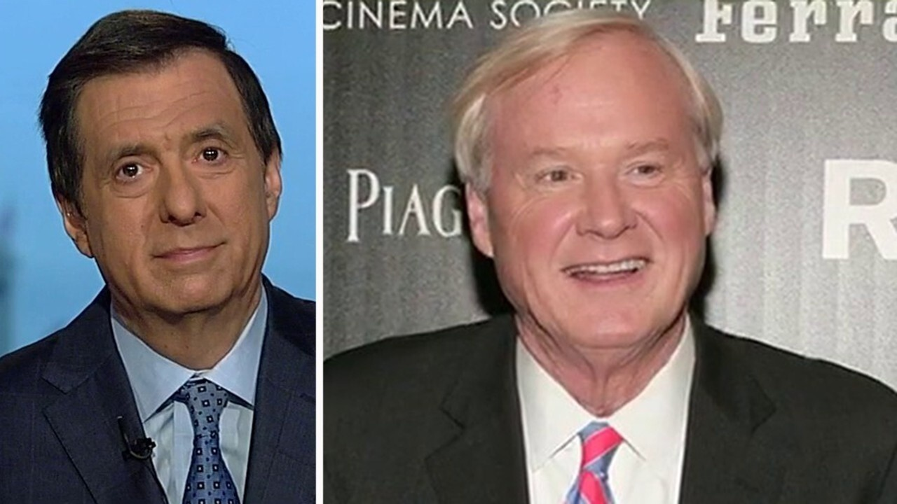 Kurtz on Chris Matthews being forced out by MSNBC