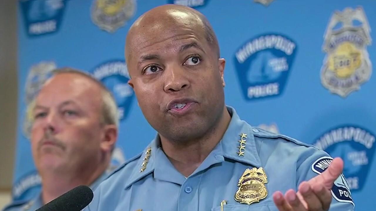 Minneapolis police chief begins reform in wake of George Floyd's death