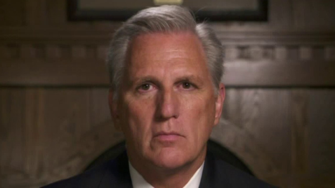 Rep. Kevin McCarthy demands answers on Afghanistan