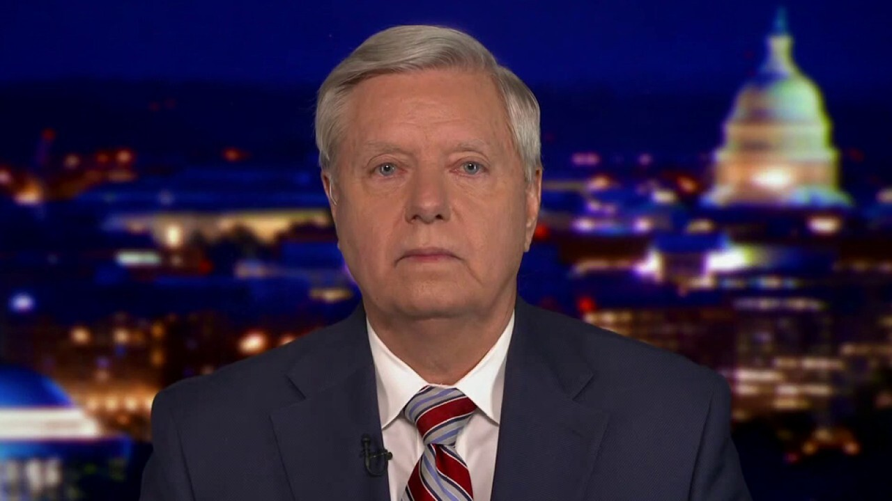 Graham: Biden, Harris 'incompetent' in illegal immigration management