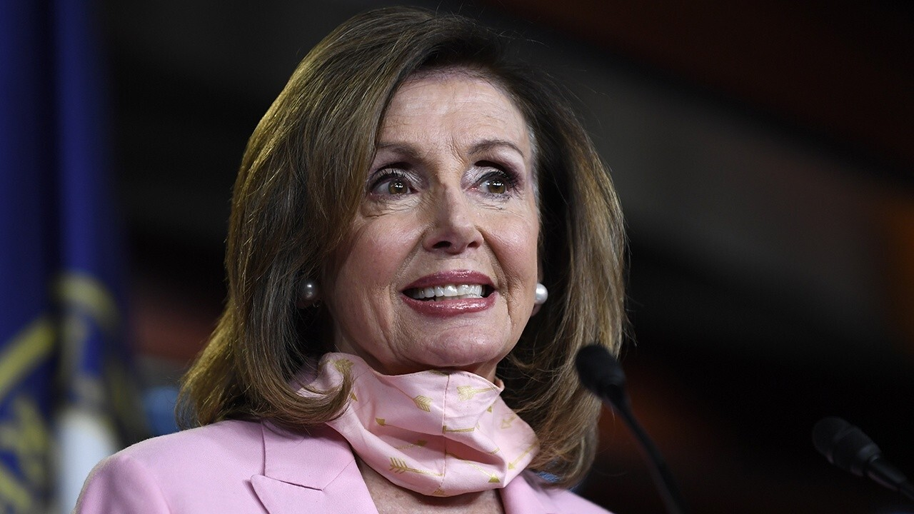 Pelosi orders removal of portraits of former House leaders who served in Confederacy
