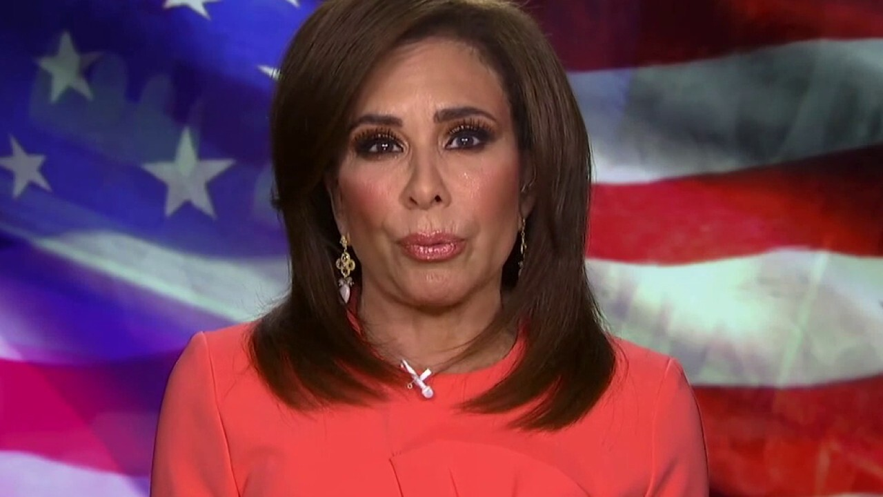 Judge Jeanine: Freedom in America is under attack