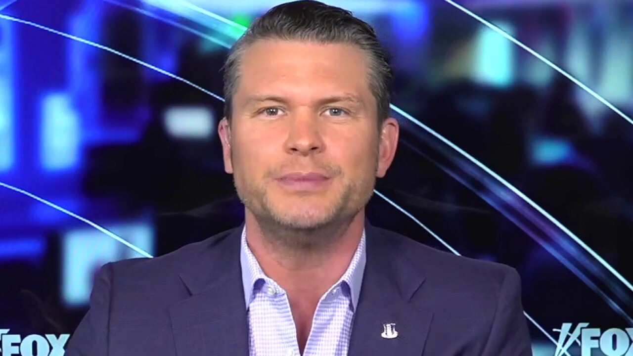 Pete Hegseth says Jake Tapper is 'blinded by partisanship' for questioning Mast's patriotism