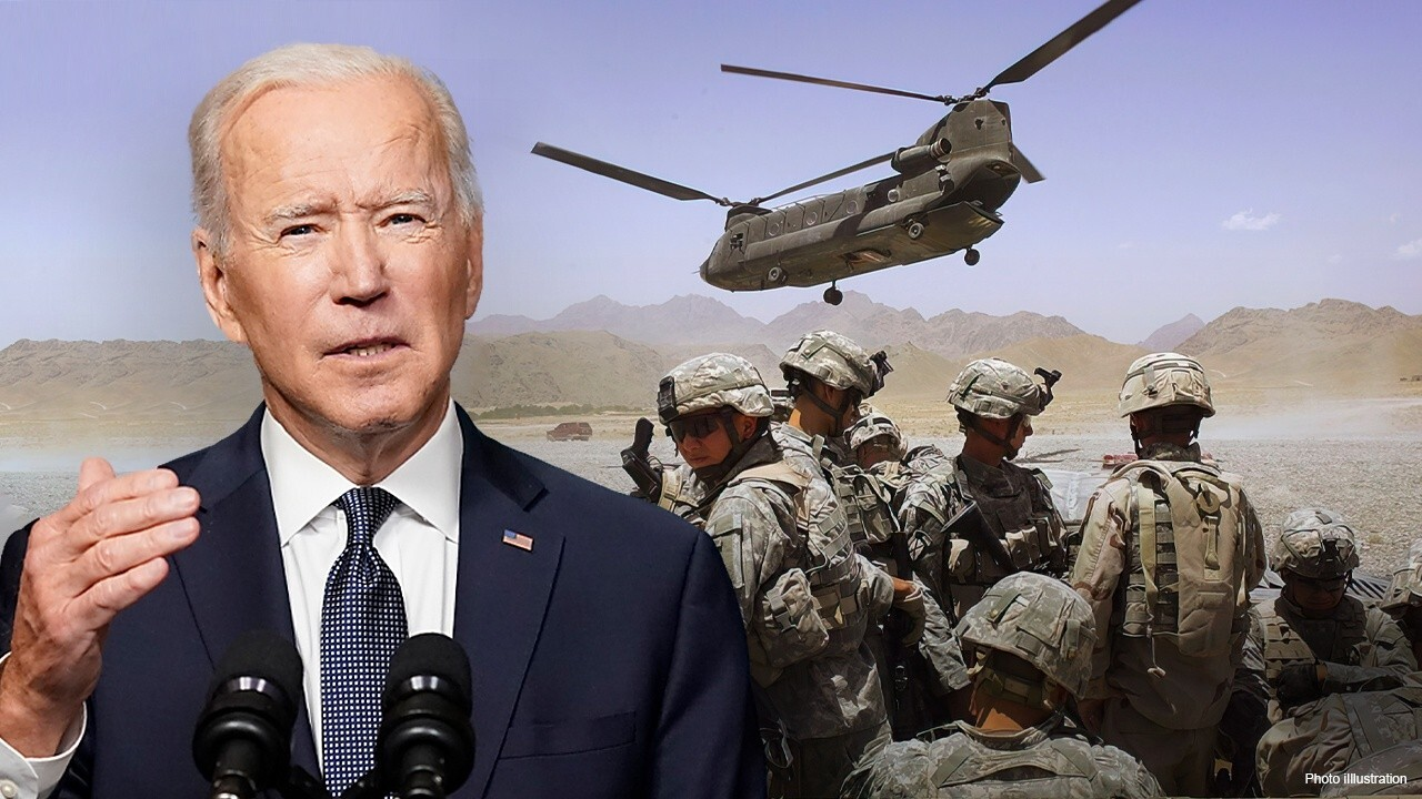 Media rip Biden over Afghanistan