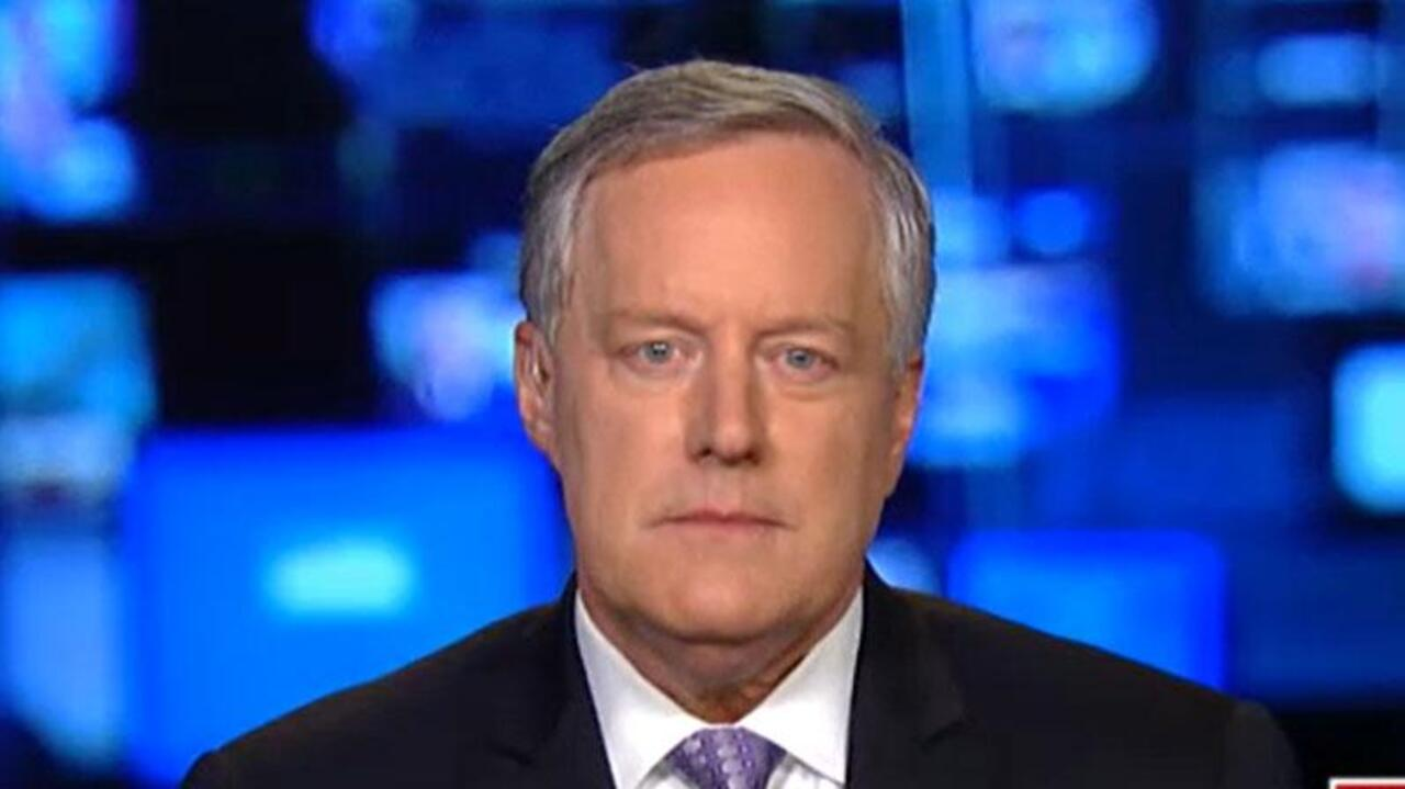 Trump announces Mark Meadows as new chief of staff