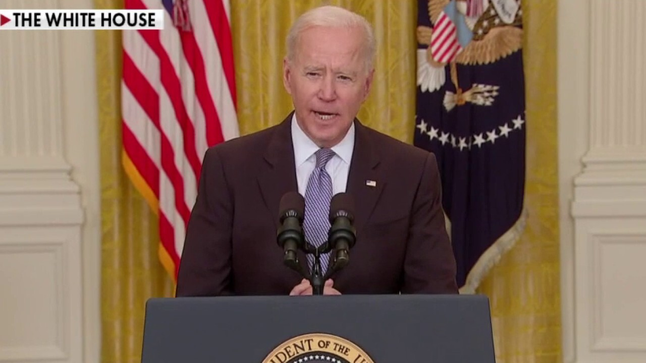 'The Five' react to reports Biden is 'panicked' as economic fears grow