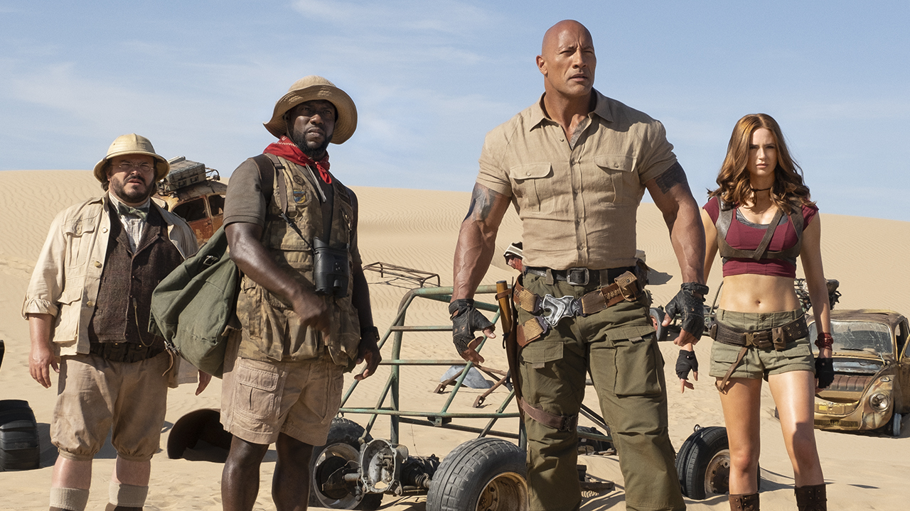 'Jumanji: The Next Level' is now yours to own