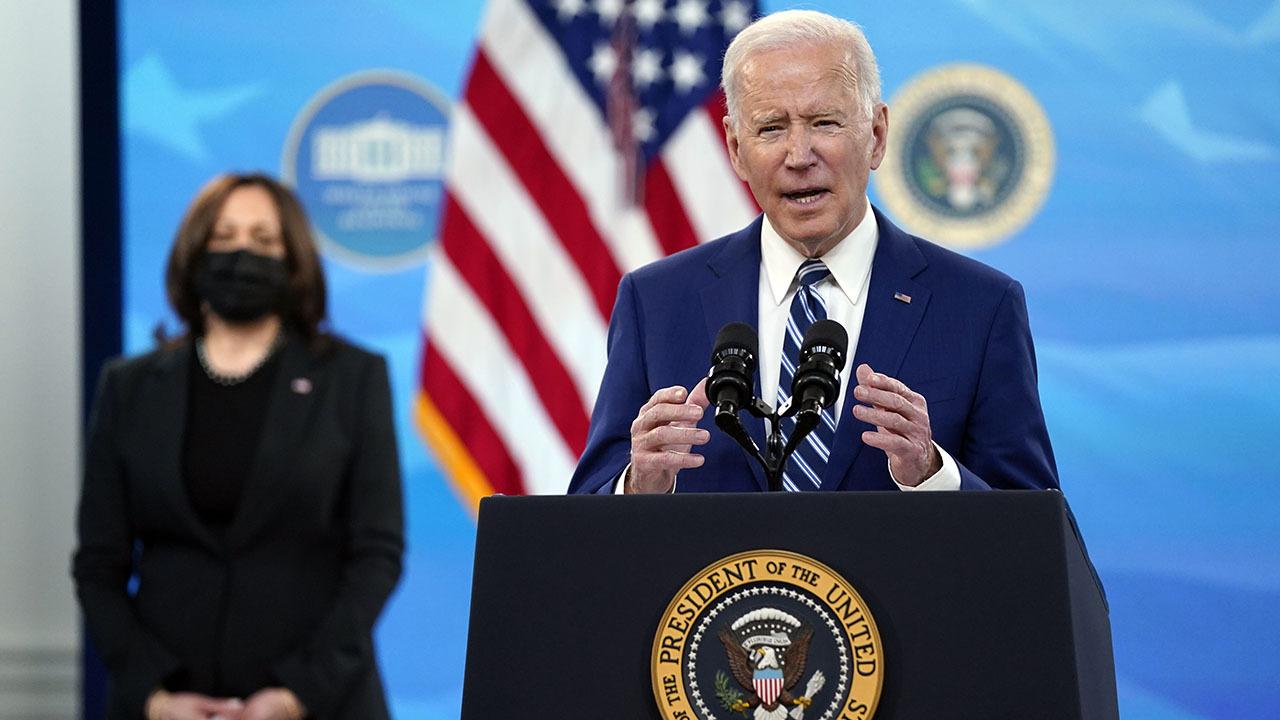 Biden announces slate of gun control actions, claims 'public health crisis'