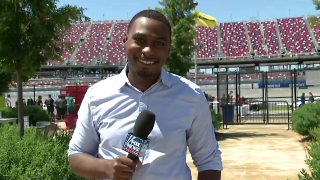 NASCAR Cup Series at Talladega Superspeedway tomorrow