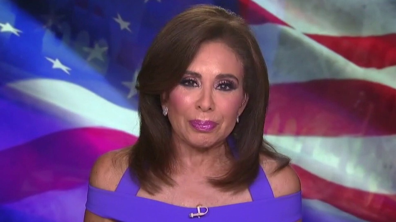Judge Jeanine sounds off on Biden's COVID messaging: 'What is the end game?'