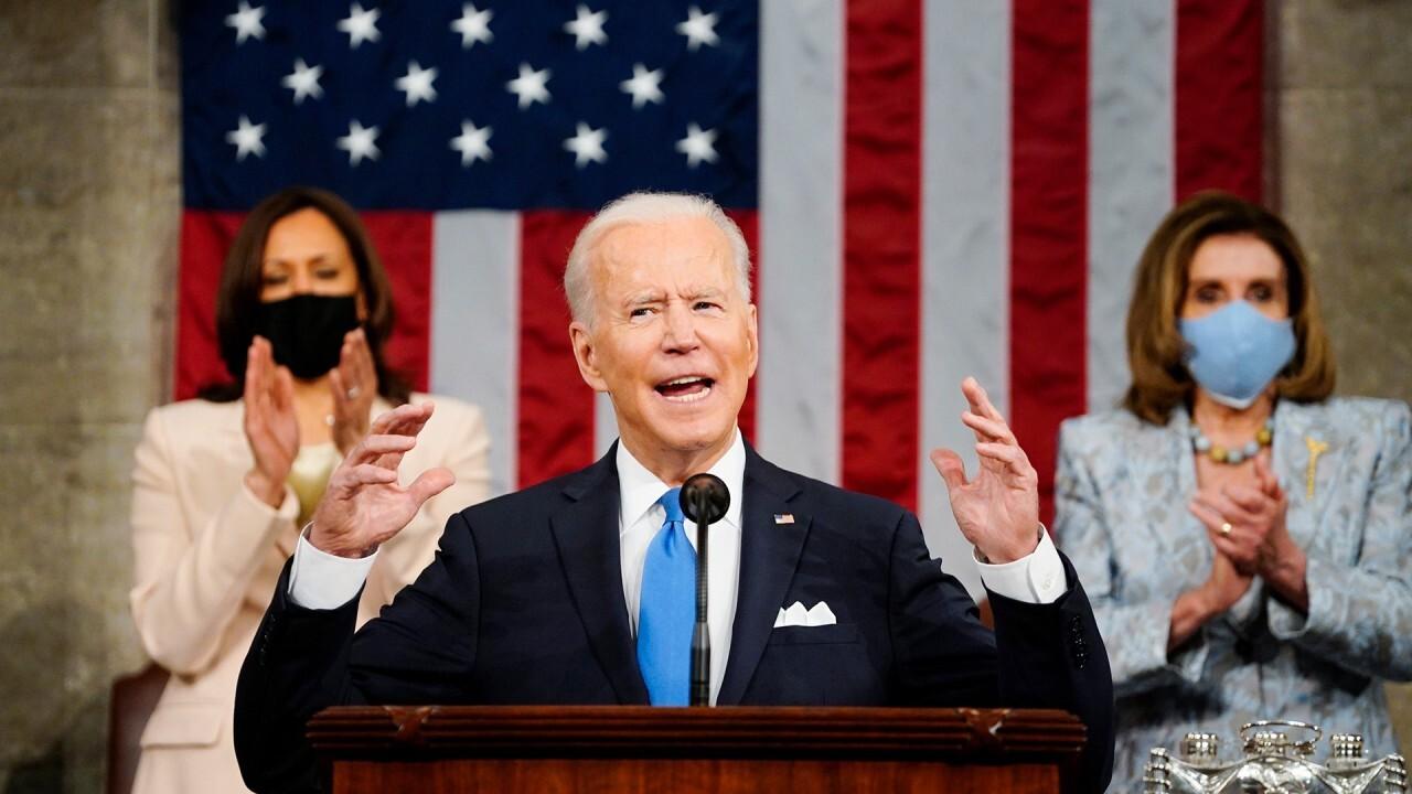 Ingraham: Biden doubling down on agenda despite troubling jobs report