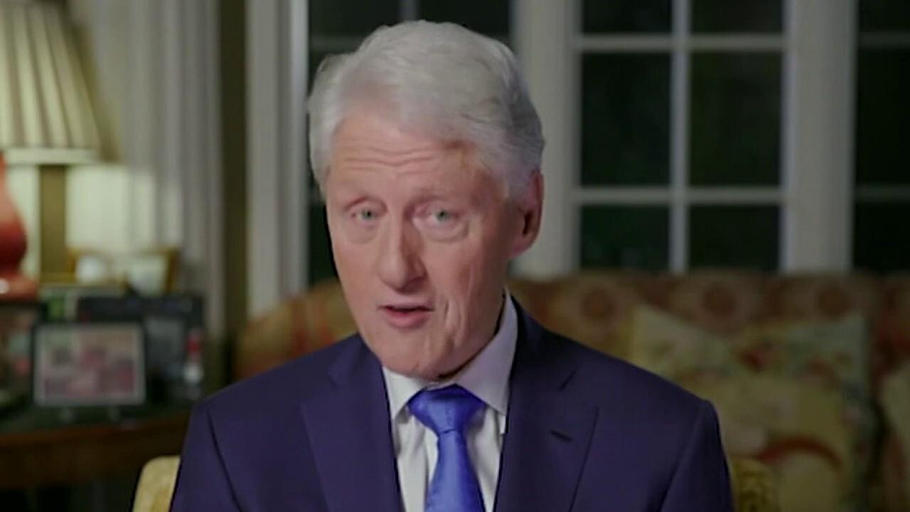 Chris Wallace reacts to Bill Clinton's keynote speech: Still the 'secretary of explaining' things