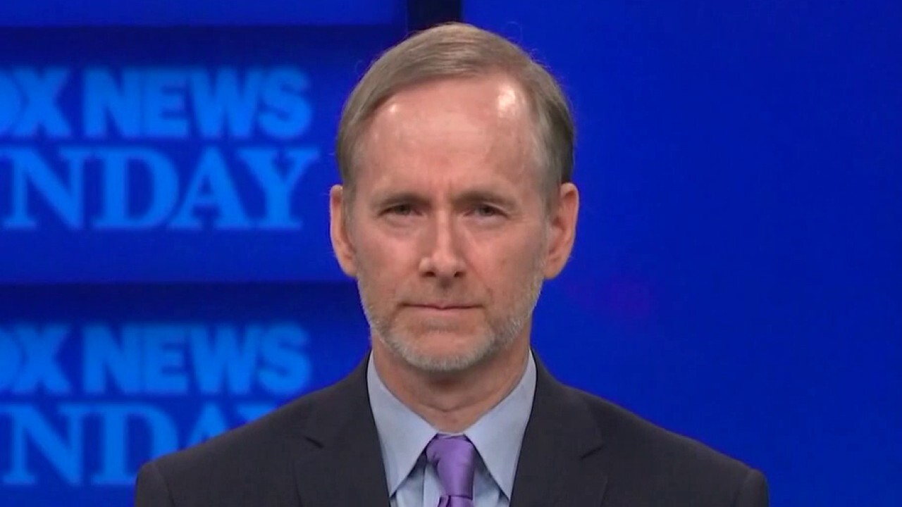 Dr. Tom Inglesby, director of the Center for Health Security at Johns Hopkins University, joins Chris Wallace on 'Fox News Sunday.'