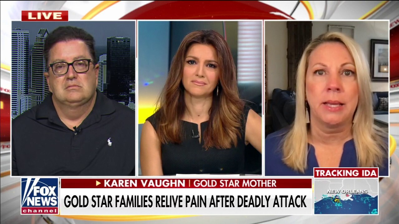Gold Star parents offer emotional support to grieving families