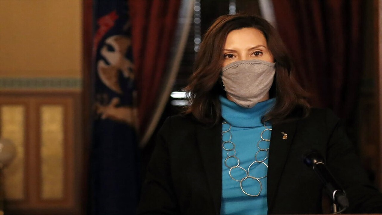 Michigan braces for Gov. Whitmer's new COVID-19 restrictions