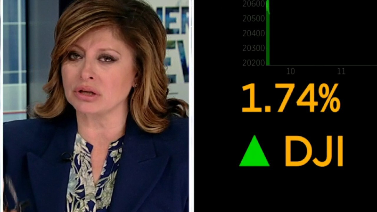 Maria Bartiromo: A 'nervous moment' for markets