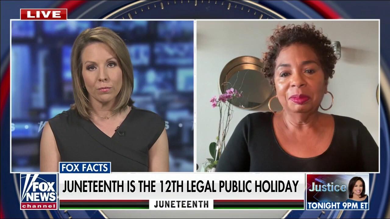 Joe Biden signs bill into law making Juneteenth a federal holiday