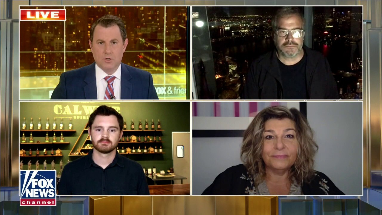 'Fox & Friends First' restaurant panel discusses the negative impact the president's coronavirus restrictions are having on owners across the U.S.