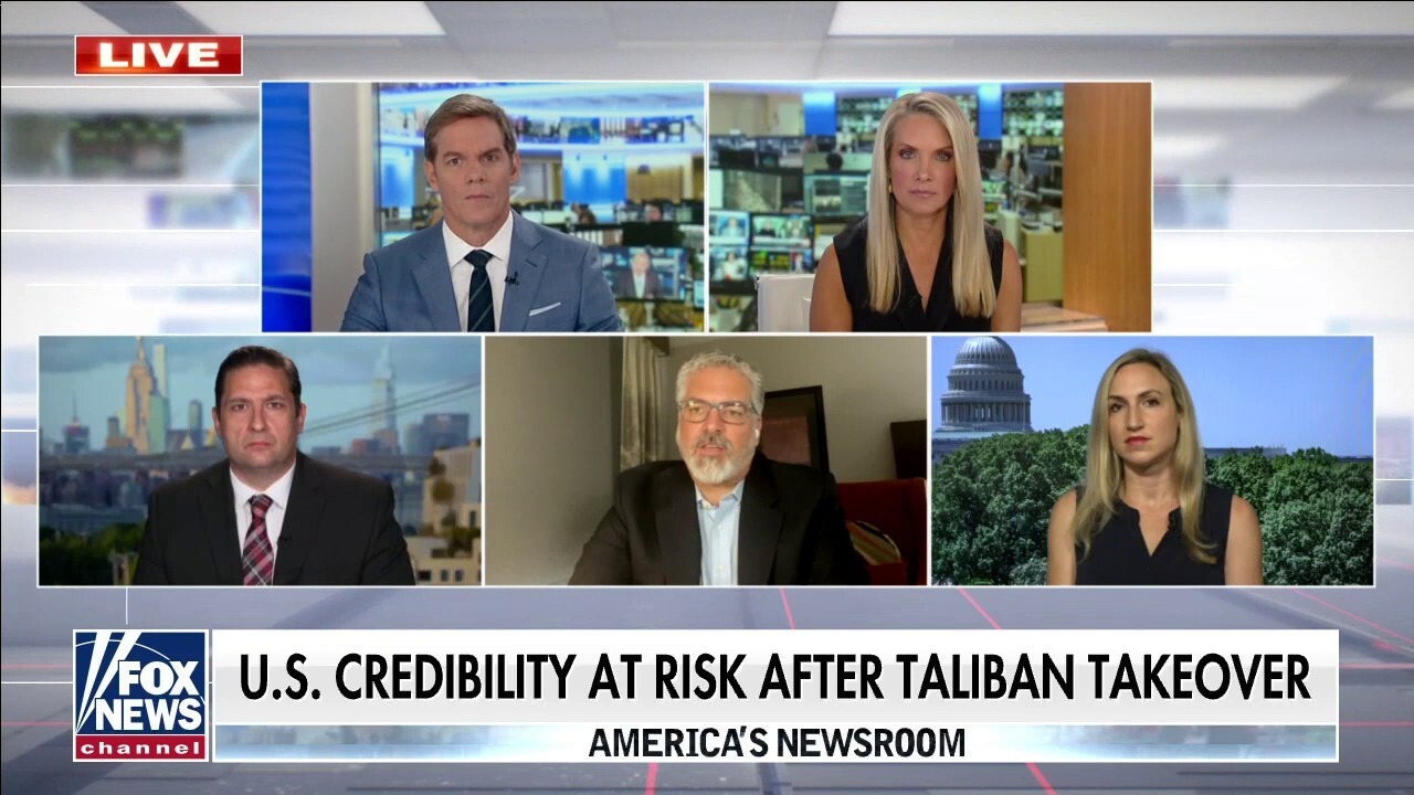US credibility at risk after 'stunning victory' of Taliban takeover: Afghanistan expert