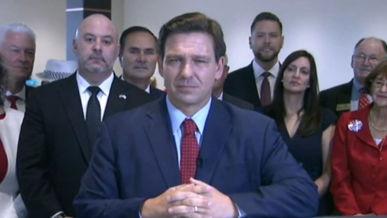 Gov. DeSantis signs bill on election integrity and transparency