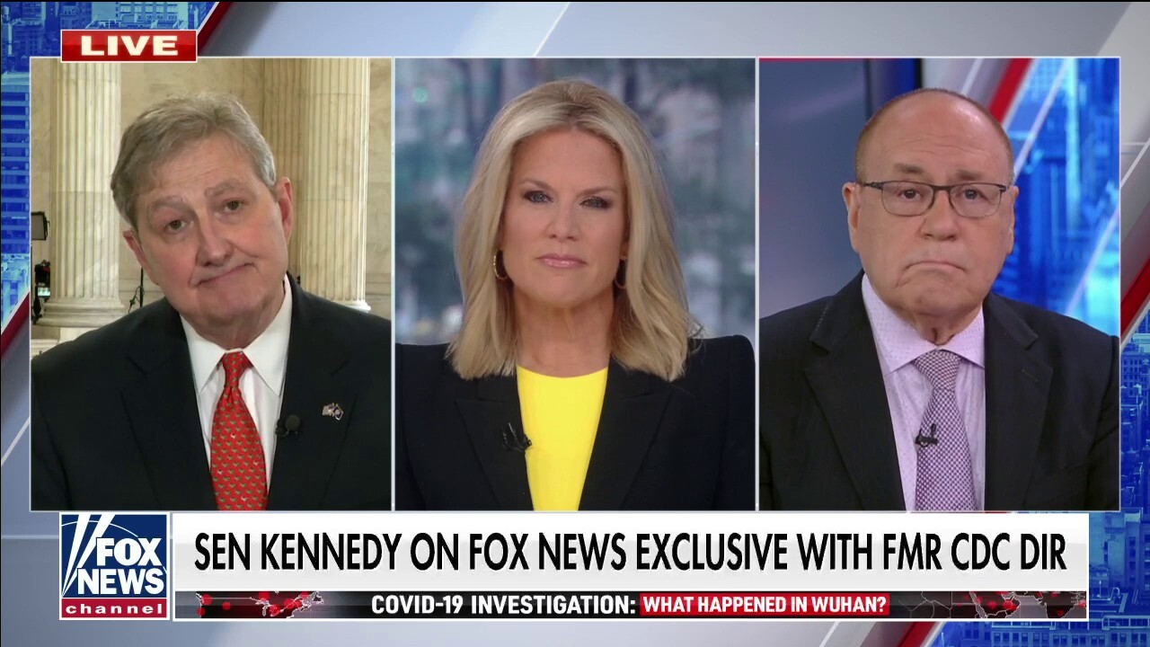 Sen. Kennedy, Dr. Siegel on questions surrounding Dr. Fauci's 'conflict of interest' on Wuhan lab