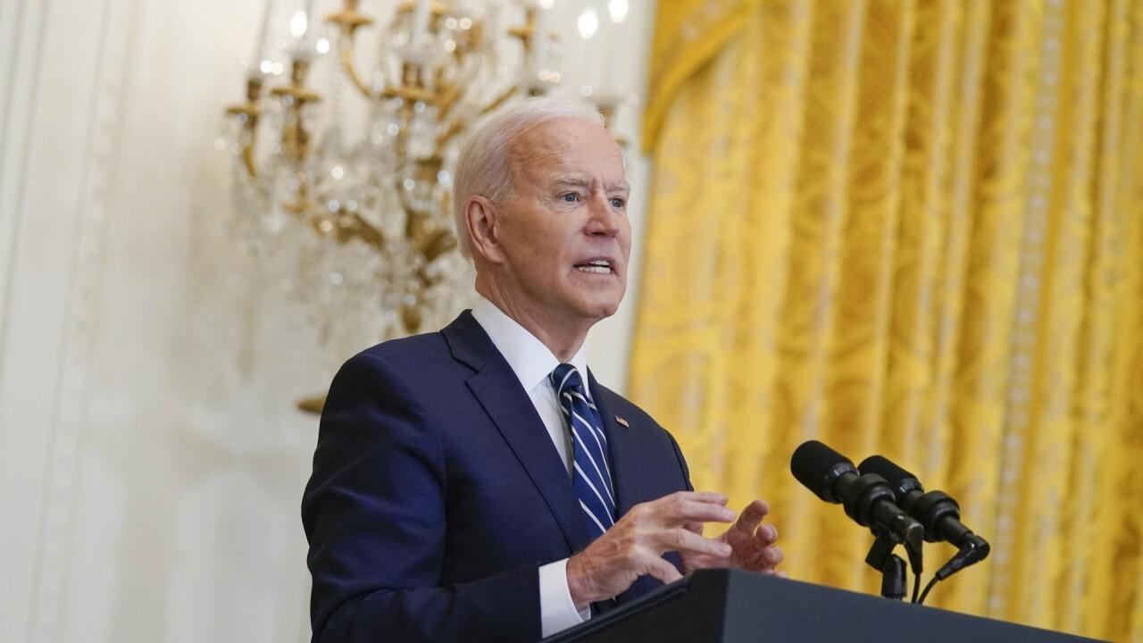 Biden: Filibuster being 'abused'