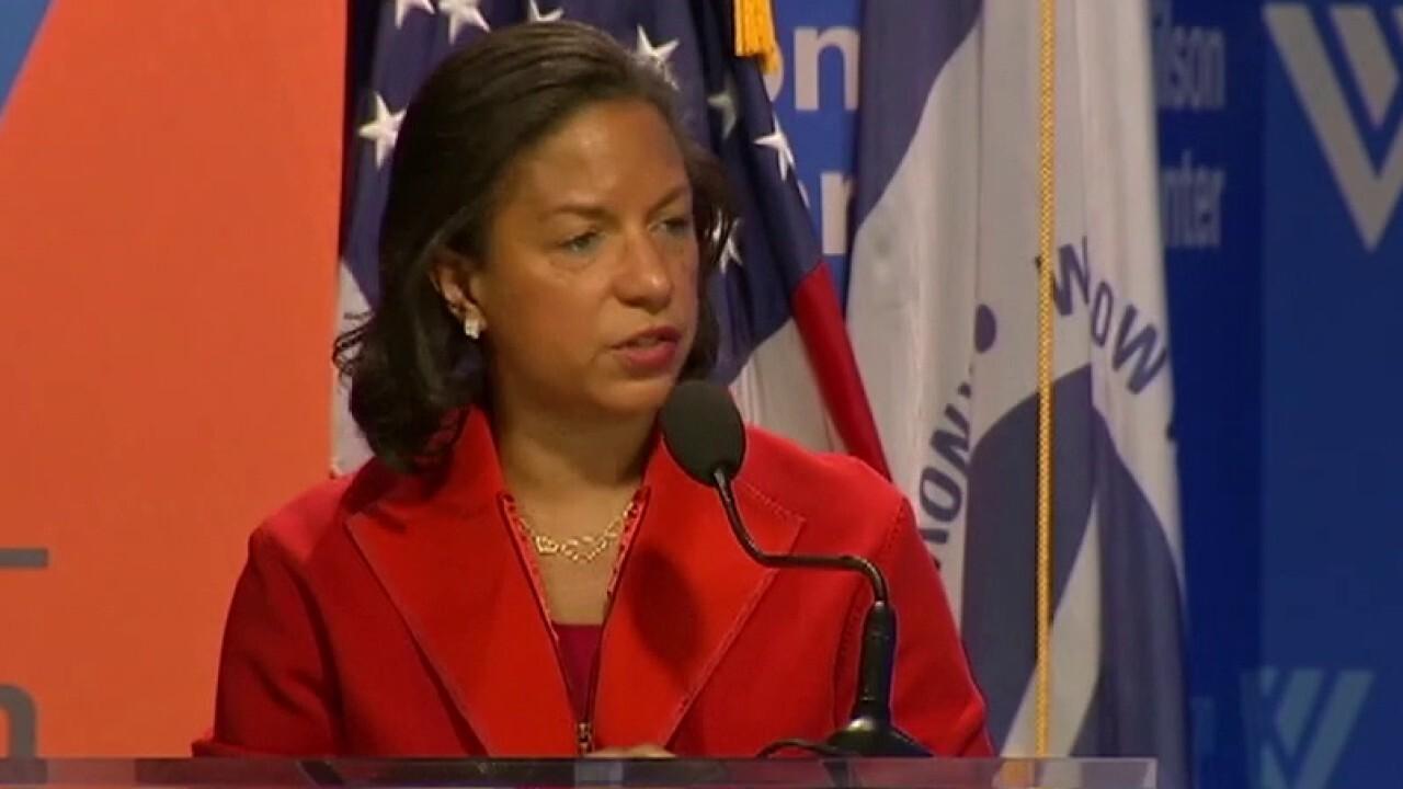 Gregg Jarrett: Susan Rice's 'lies,' 'abuses of power' legendary in DC