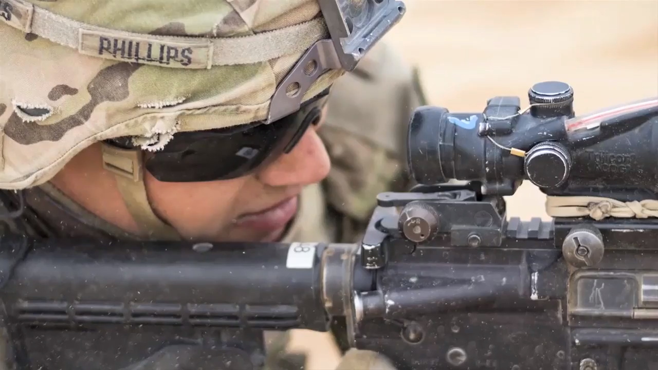 Fox Nation's 'Warrior Ranch' with retired Marine bomb technician Johnny 'Joey' Jones