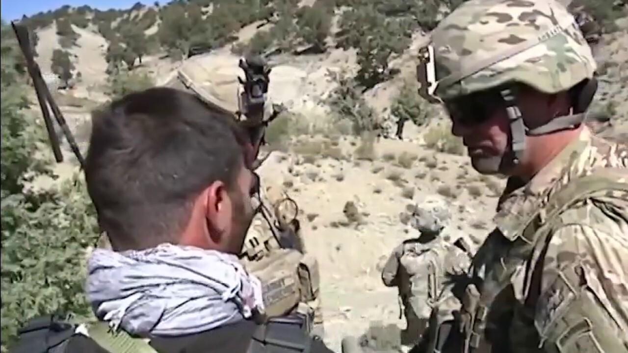 Thousands of Afghan interpreters await special US visas