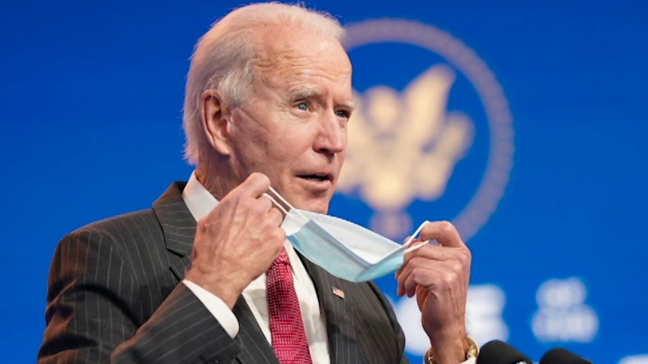 Progressives fighting for roles in Biden administration