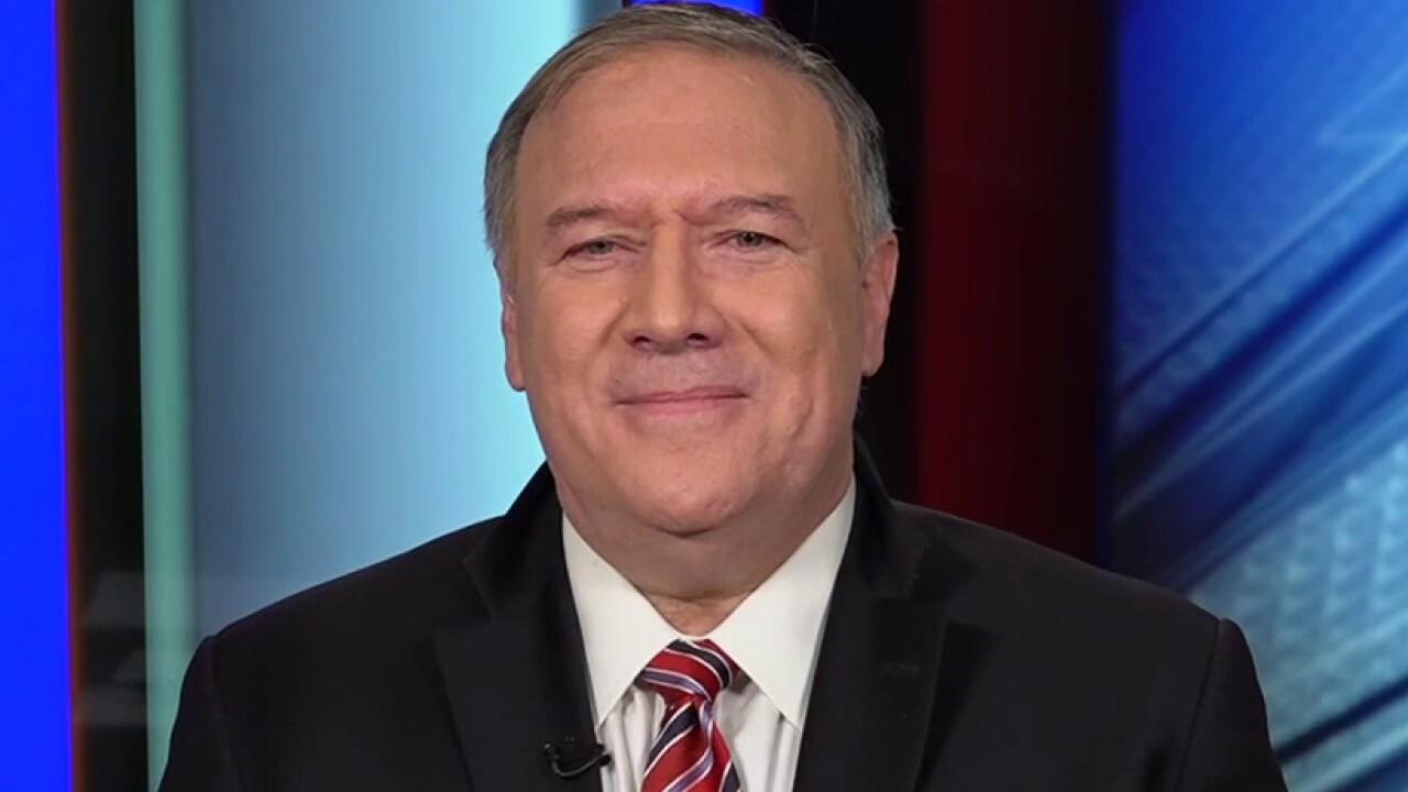 Mike Pompeo slams Biden's Iran negotiations as 'befuddling'