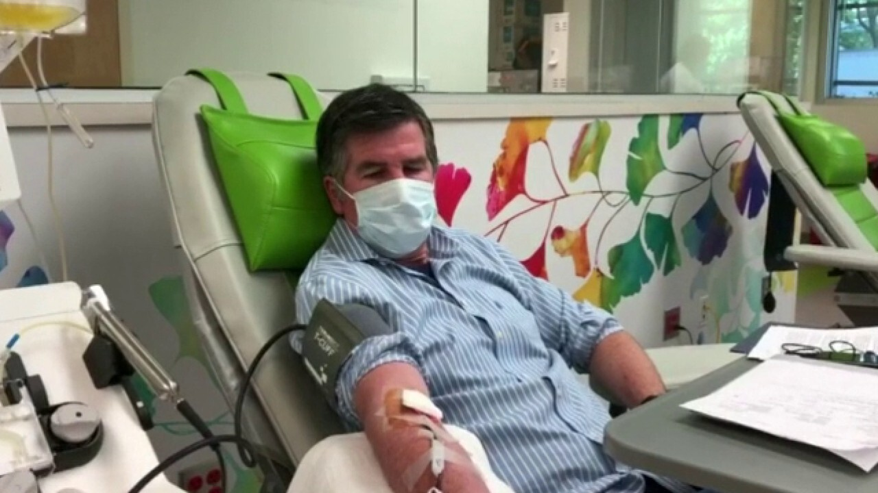 COVID-19 survivor opens up about donating plasma