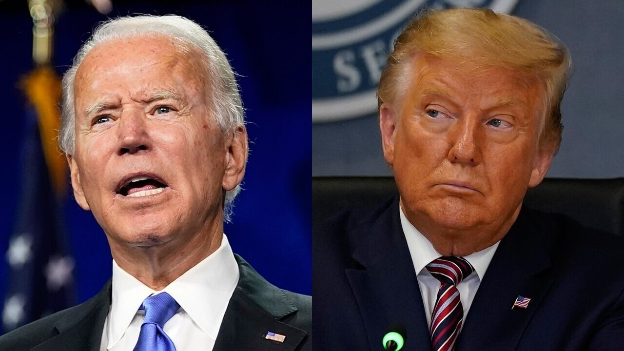 Biden gives victory speech, Trump does not concede