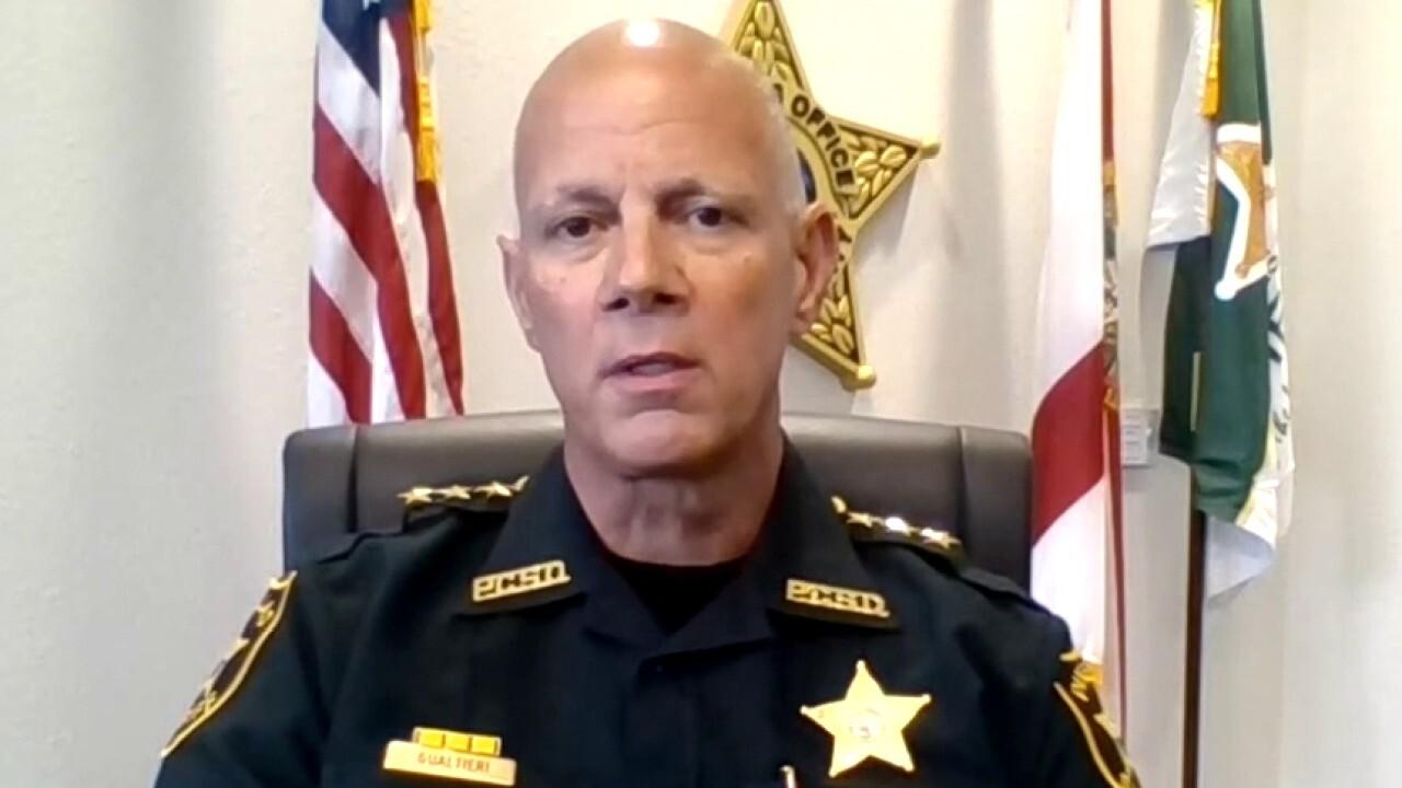Florida sheriff calls push to defund police 'unrealistic' and 'political rhetoric'