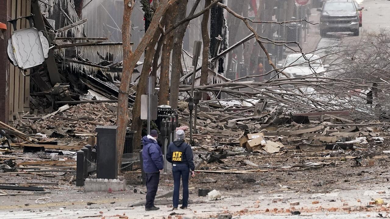 At least 3 injured in Nashville explosion
