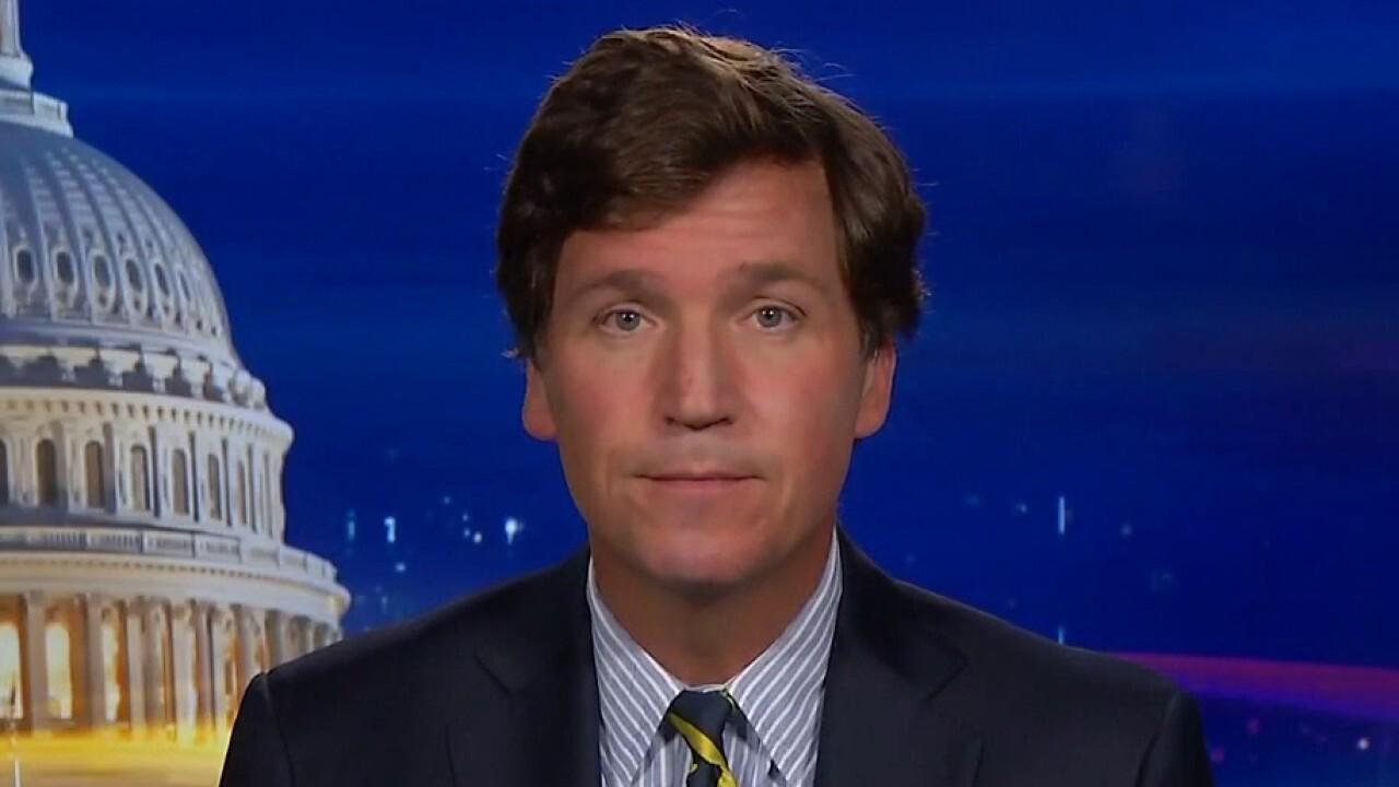 Tucker Carlson addresses former staffer's resignation