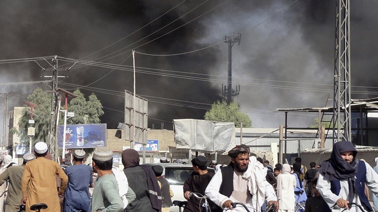 About 250 Americans left in Afghanistan: Report