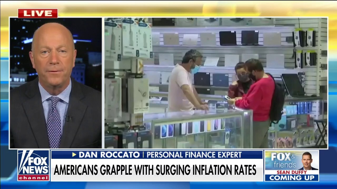 Finance expert on inflation in US: 'America works when Americans work'