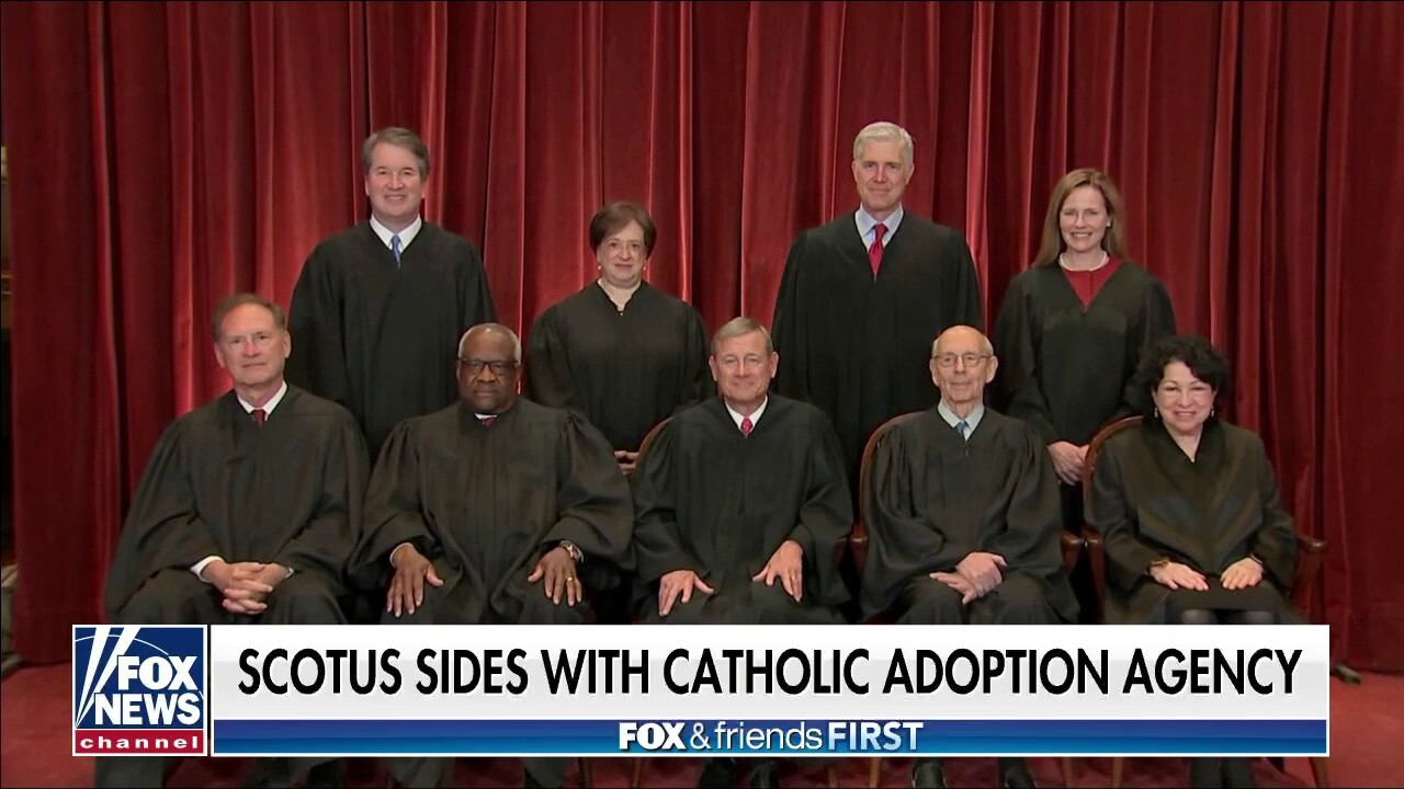SCOTUS siding with Catholic adoption agency a 'unanimous win' for people of faith: Severino